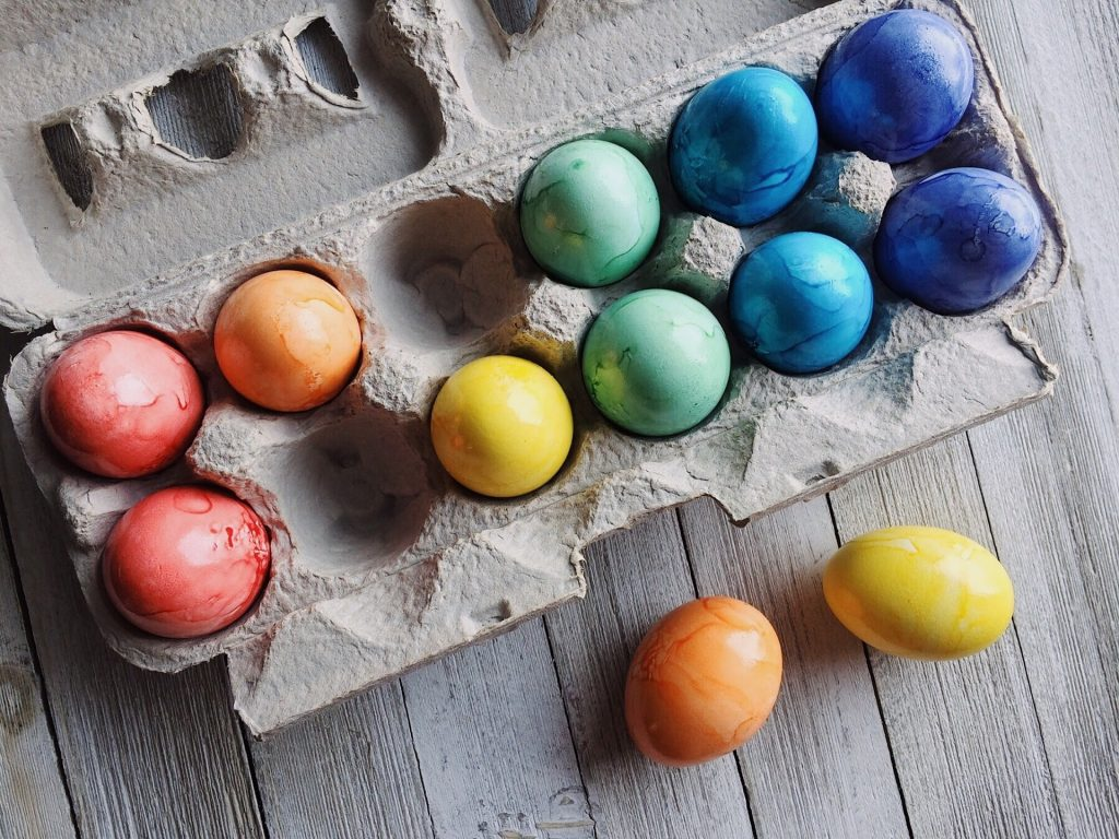 Egg Shell Colors Facts