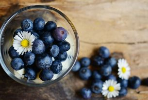 5 Blueberries Health Benefits For Heart