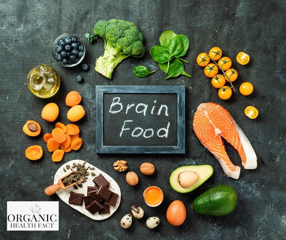 Foods For Brain Health
