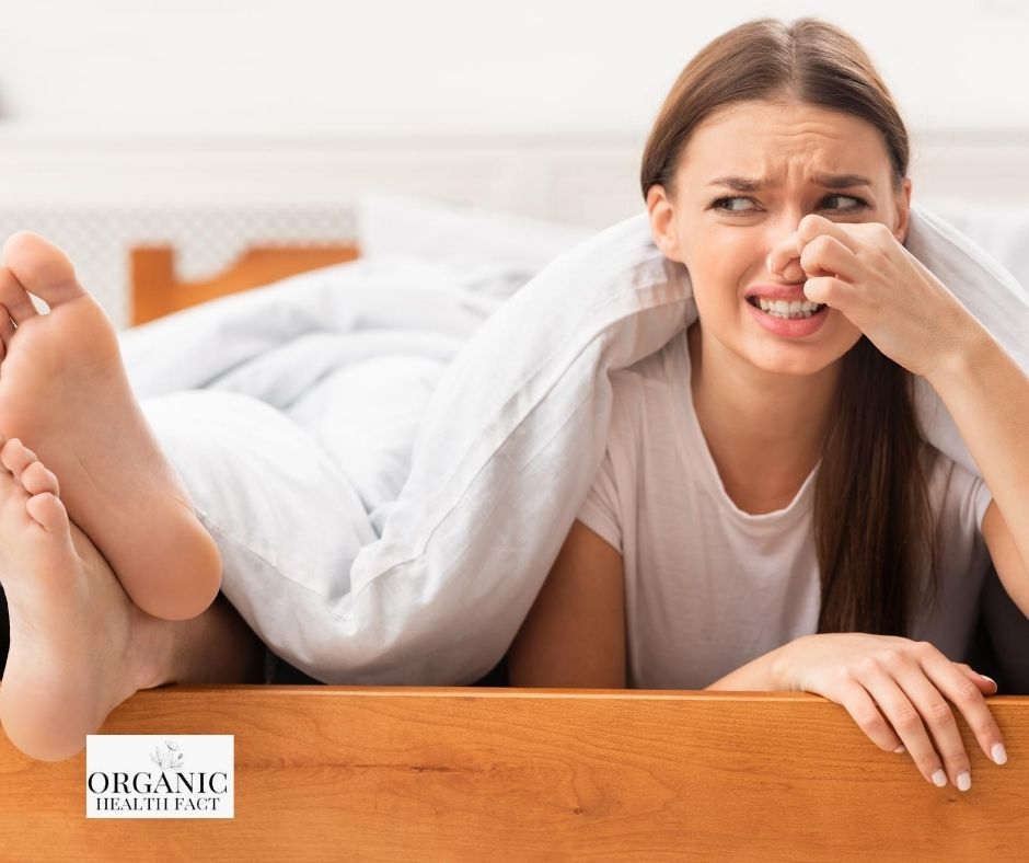 Home Remedies To Treat Smelly Feet