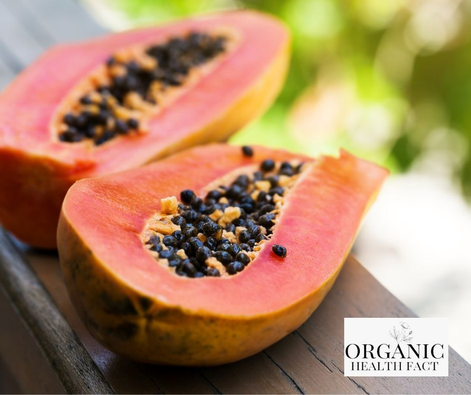 papaya fruit benefits
