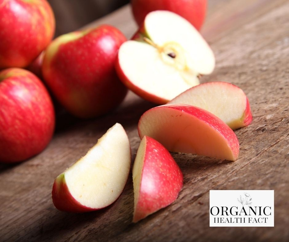 Are Apples Good For Constipation - Organic Health Fact