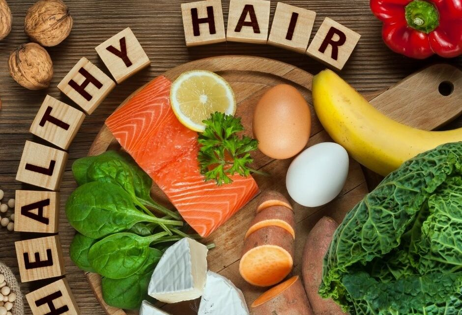 Foods That Good For Hair Growth