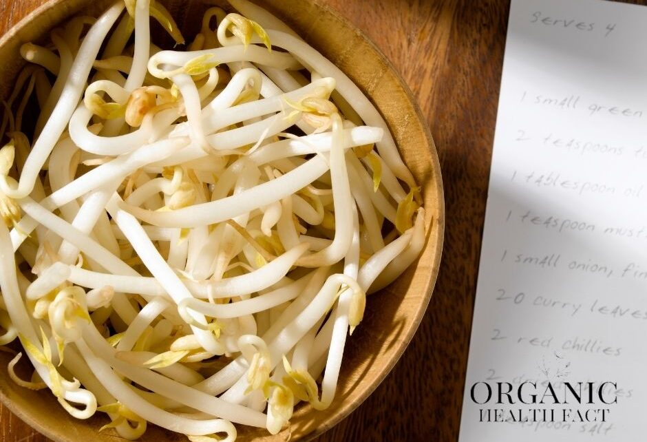 Bean Sprouts Benefits